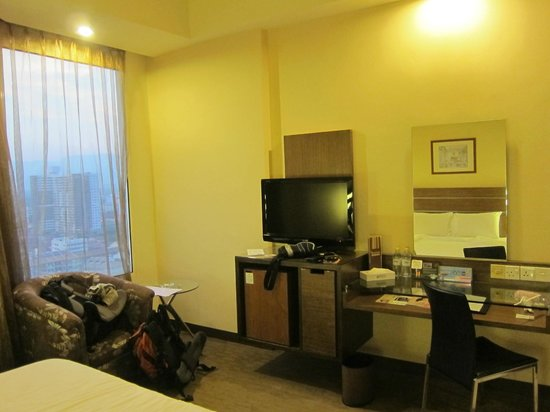 Cititel Penang : Deluxe Room