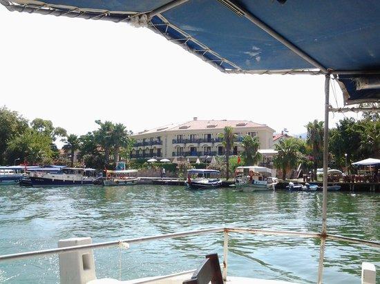 Dalyan Tezcan Hotel: hotell