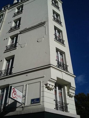 Beautiful City Hostel: BEAUTIFUL CITY PARIS