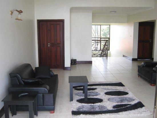 Chez Nous: Private Lounge