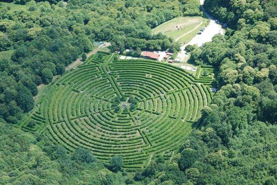 Labyrinthe Geant des Monts de Gueret
