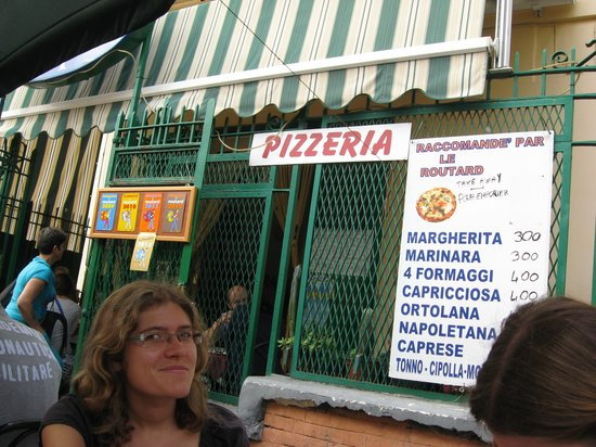 Pizzeria Luna Caprese Sas Di Luna Michelina : extérieur