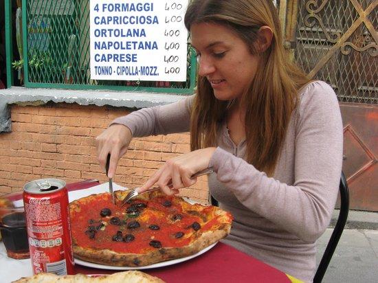 Pizzeria Luna Caprese Sas Di Luna Michelina : pizza