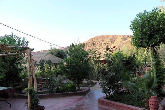 Jardin De La Source: Le jardin