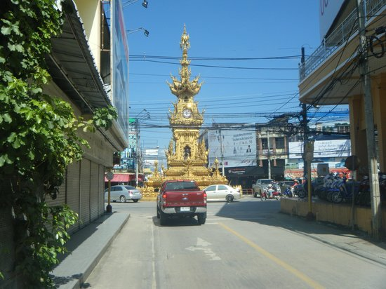 The North Hotel: Clock Tower Chiang Rai