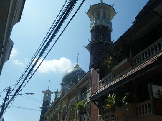 The North Hotel: Mosque PIC2 Chiang Rai