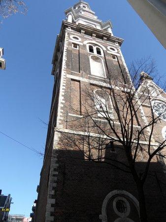 South Church (Zuiderkerk): De Zuidertoren .