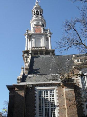 South Church (Zuiderkerk): Zuidertoren en kerk .