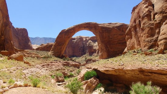 Dreamkatchers Lake Powell Bed & Breakfast: Rainbow Bridge