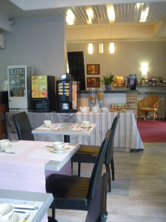Hotel Le Royalty: Salle Petit-déjeuner Royalty Angers