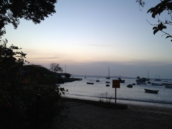 Beira do Mar: Vista de la Playa