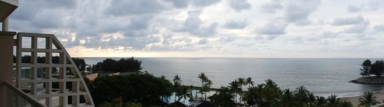 The Empire Hotel & Country Club: paranomic view