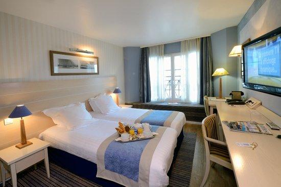 Soleil Vacances Beach Hotel: Chambre