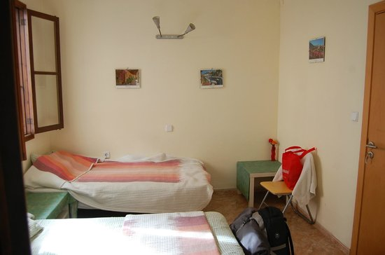 Hostal Atlanta: Twin room