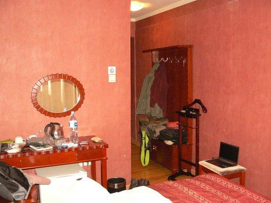 Sant Asar Hotel: A standard room