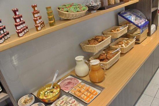 Timhotel Boulogne Rives De Seine: Petit déjeuner