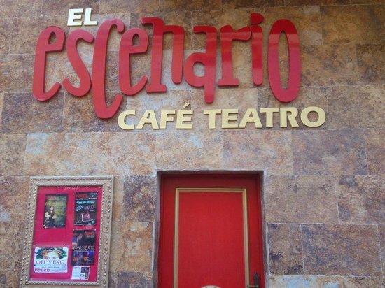El Escenario Cafe Teatro