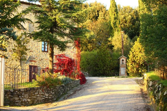 Borgo di Pietrafitta Relais: Entrée du Borgo