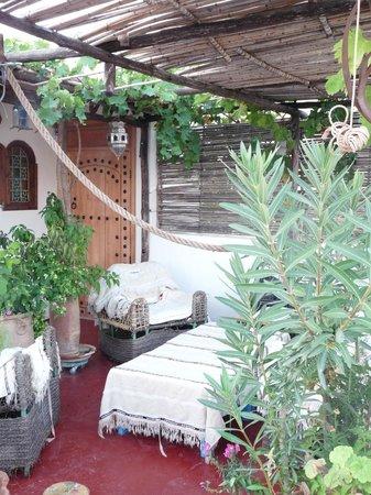 Dar KamalChaoui: Terrasse du Dar