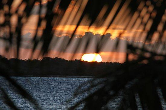 Harbour Village Beach Club: Sunset