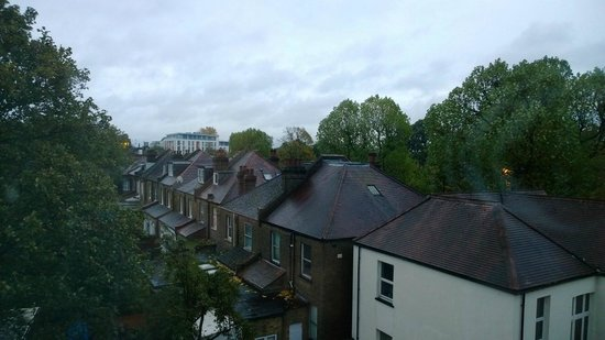DoubleTree by Hilton London Ealing: View from 3rd floor