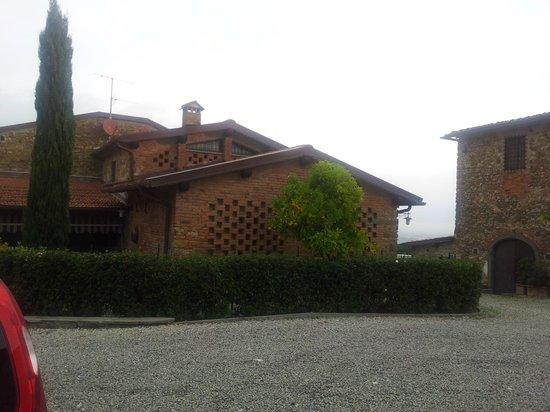 B&B Villa Le Farnete: vista