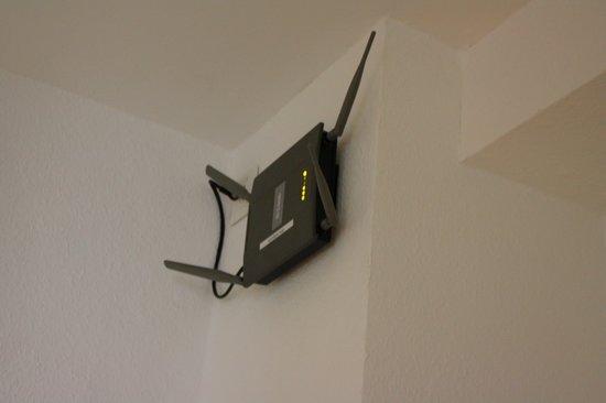 Alt Graz Hotel: Wifi