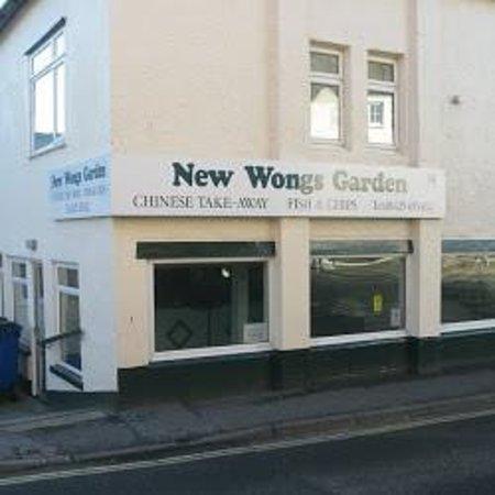 review of new wongs garden fordingbridge england tripadvisor - Wongs Garden