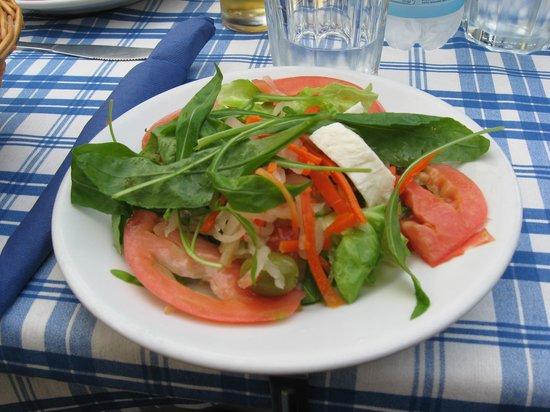 Orlandi Snack Bar Ristorante : salade