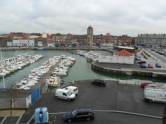 Hotel Borel: vue sur le Vieux Port