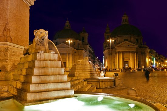 Hotel anahi updated 2017 deals reviews rome italy for Boutique hotel anahi roma
