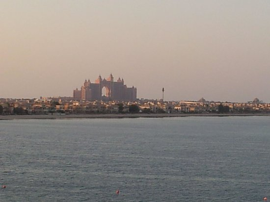 Jumeirah Zabeel Saray : View from the room