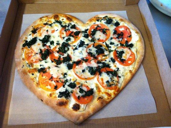 Danny's Pizzeria: Valentines day