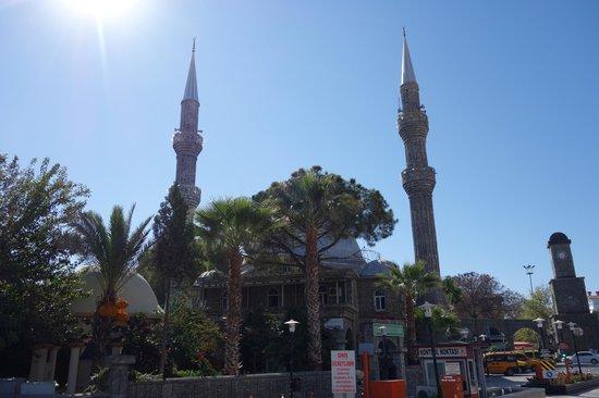 Belek Town Mosque: belek centre