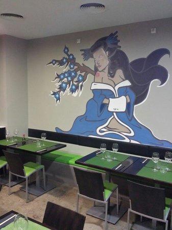 Nara Restaurant: Geisha