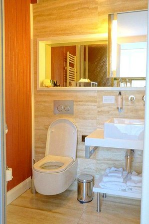 Mama's Design & Boutique Hotel : Bathroom
