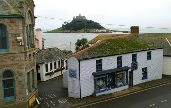 Marazion Hotel: the best view