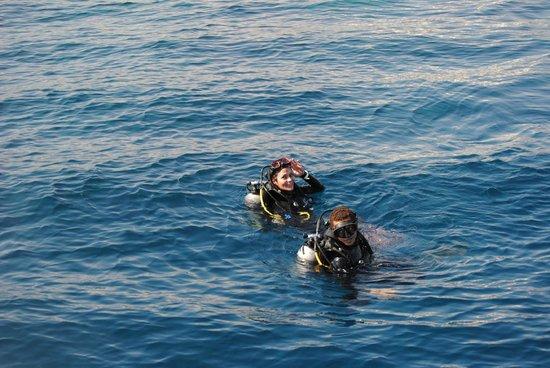 Blue Lagoon Diving Center: sharm teran