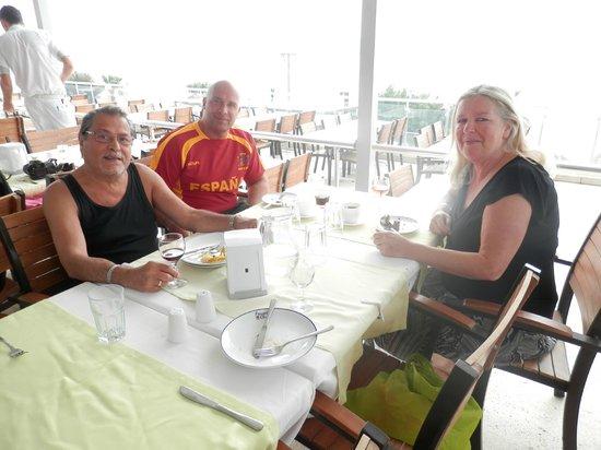 Forever Club : restaurant