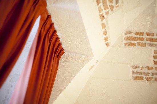 Les chambres de l'Abbaye aux Dames : Chambres