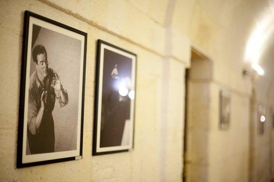 Les chambres de l'Abbaye aux Dames : Couloir de l'Abbaye aux Dames