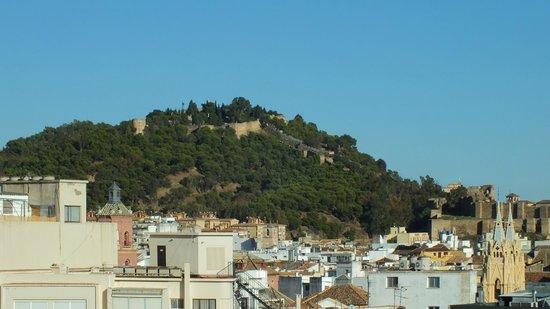 Salles Hotel Malaga Centro: Castillo de Gibralfaro