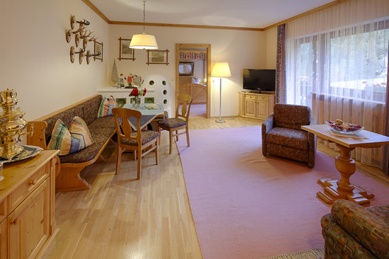 Der Rindererhof: Alpen Suite 55 m²