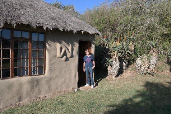 Chrislin African Lodge: Unsere kleine Traumsuite