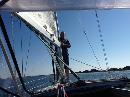 Endless Summer Day Tours: Hoisting the sails!