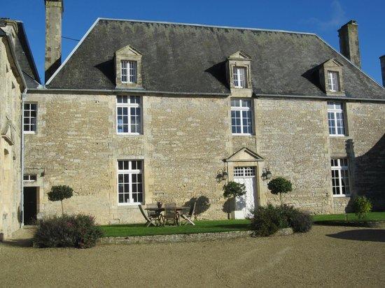 "Manoir de l""Hermerel: The manor house"