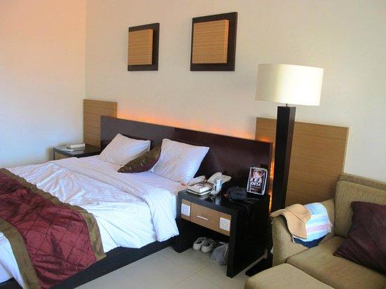 Adhi Jaya Hotel: superior room