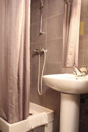 Hotel Le Blason: salla de bain