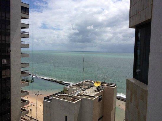 Golden Tulip Recife Boa Viagem: Vista do quarto - 17º andar