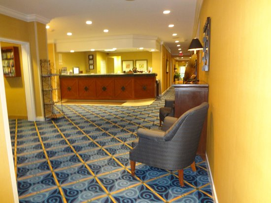 Residence Inn by Marriott Boston Woburn: Lobby